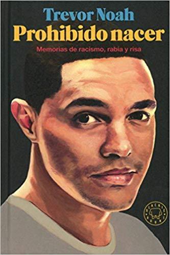 Prohibido Nacer Book Cover