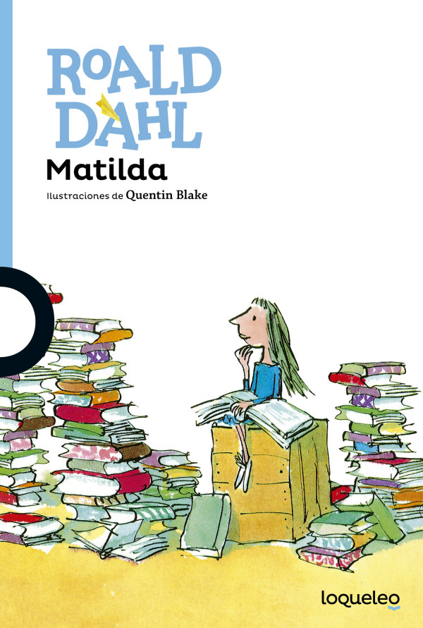 Matilda Book Cover