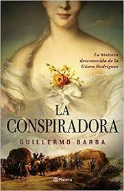 La conspiradora Book Cover