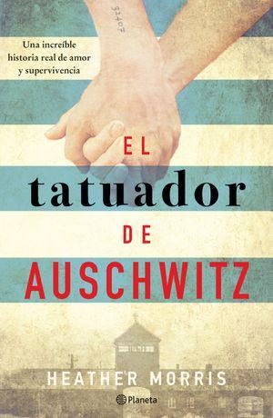 El tatuador de Auschwitz Book Cover