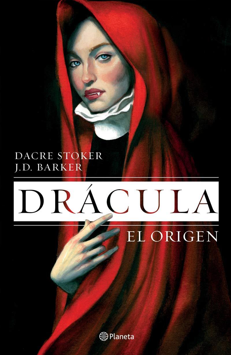Drácula, el origen. Book Cover