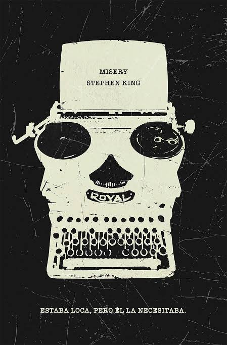 Misery Book Cover