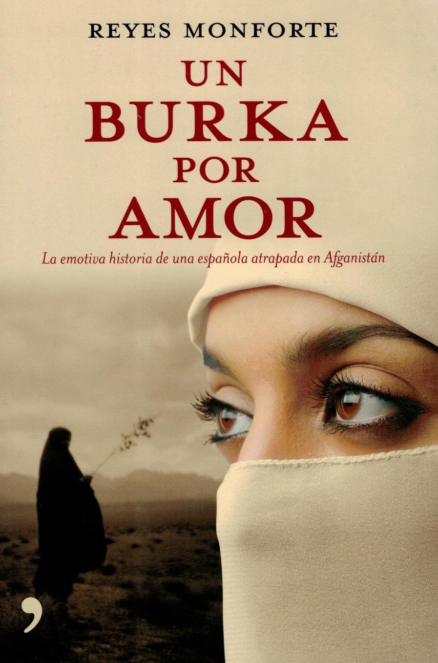 Un burka por amor Book Cover