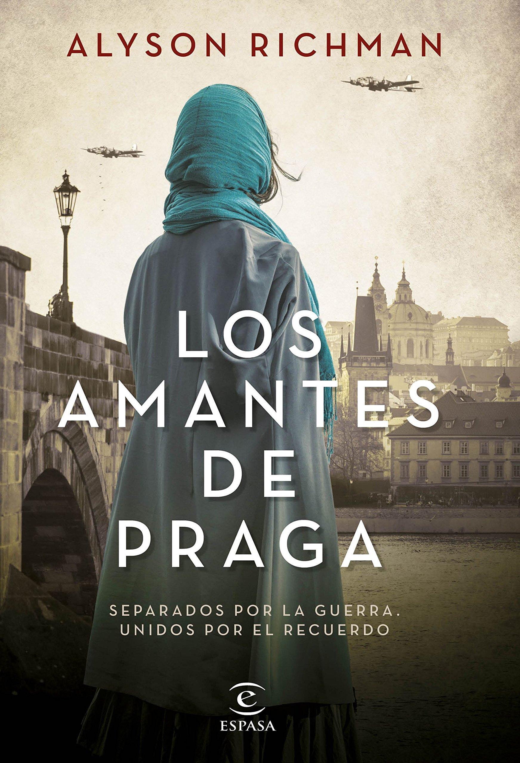 Los amantes de Praga Book Cover