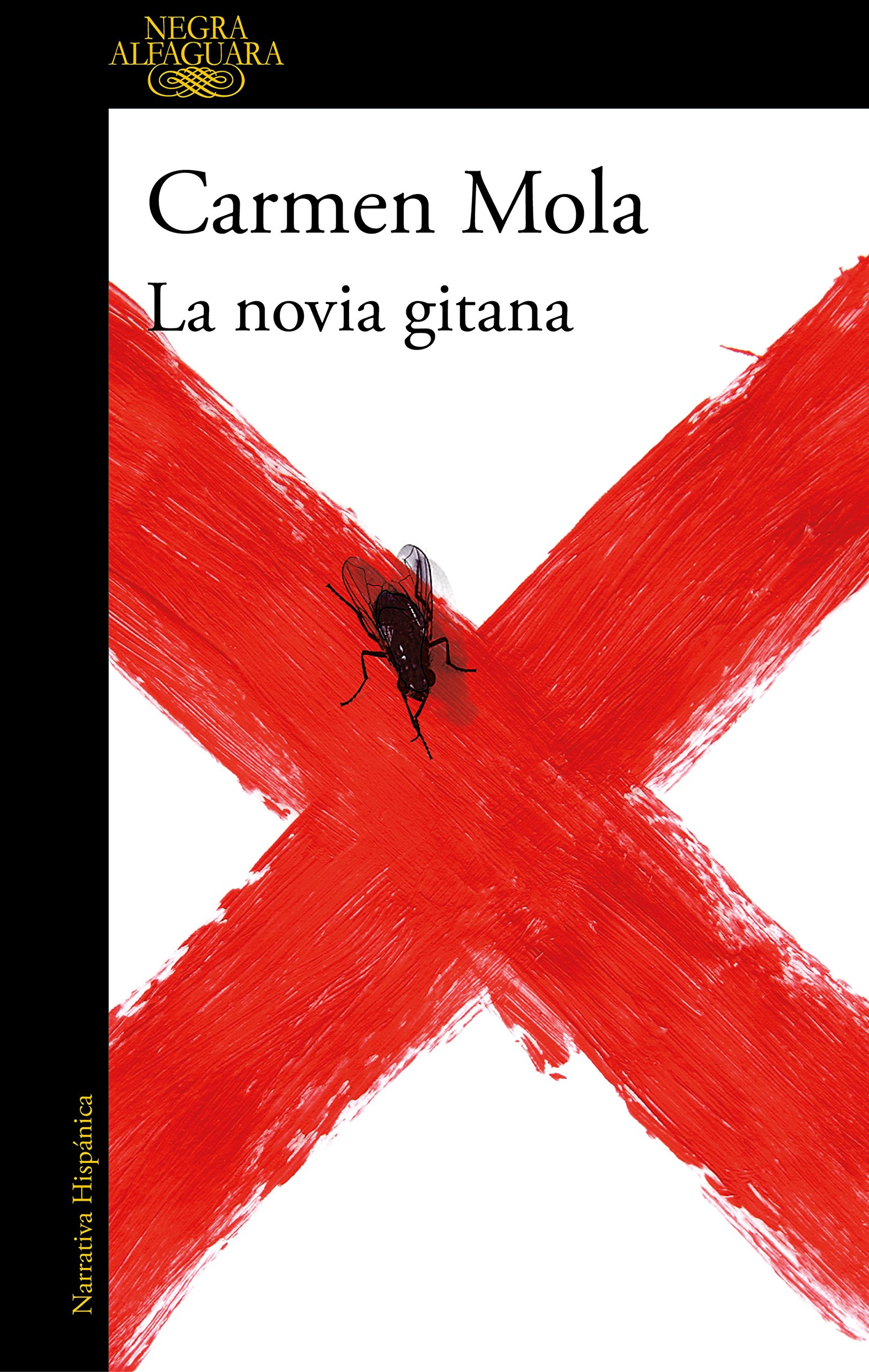 La novia gitana Book Cover