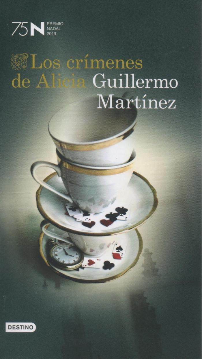 Los crímenes de Alicia Book Cover