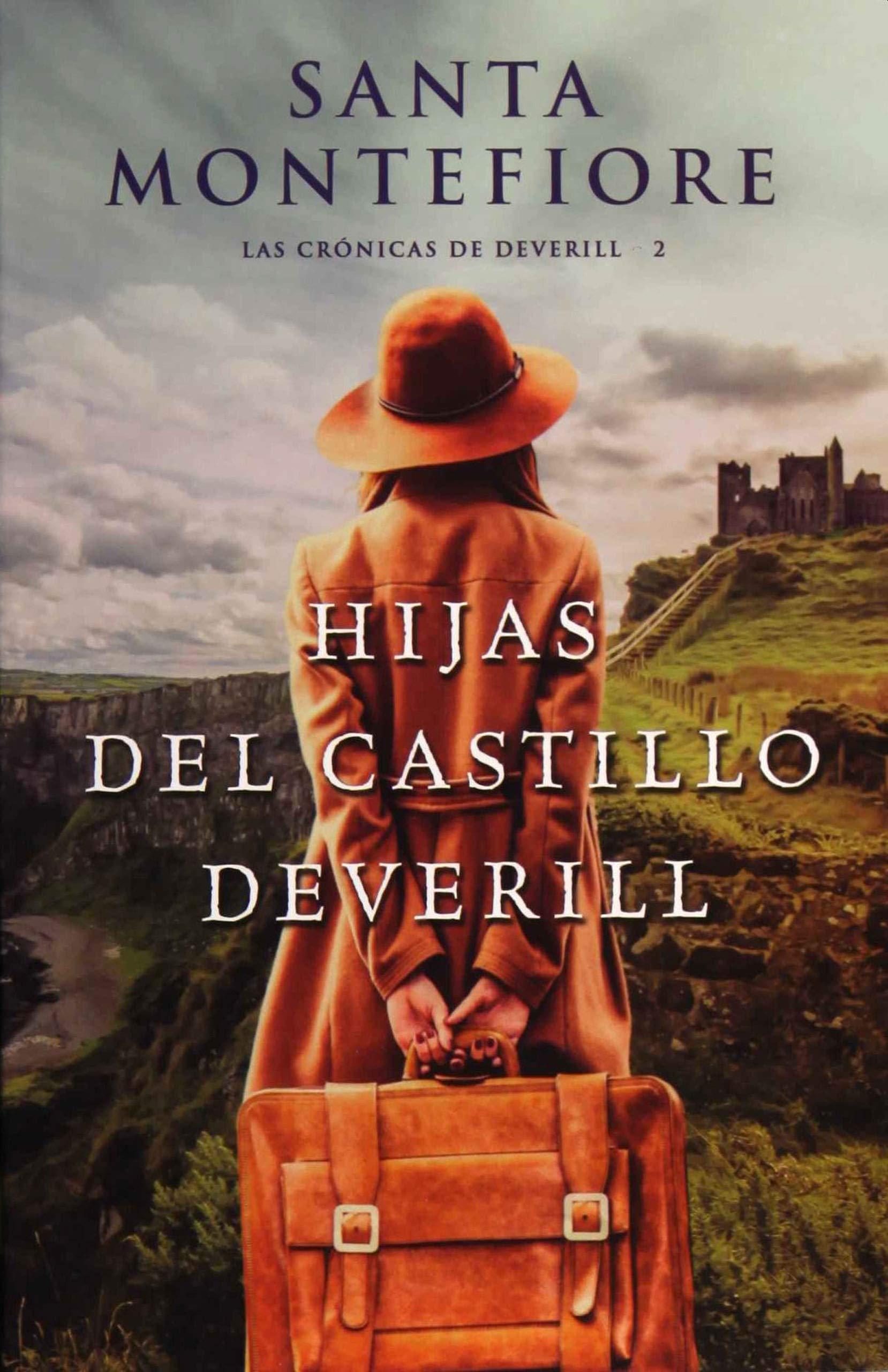 Las hijas del Castillo de Deverill Book Cover