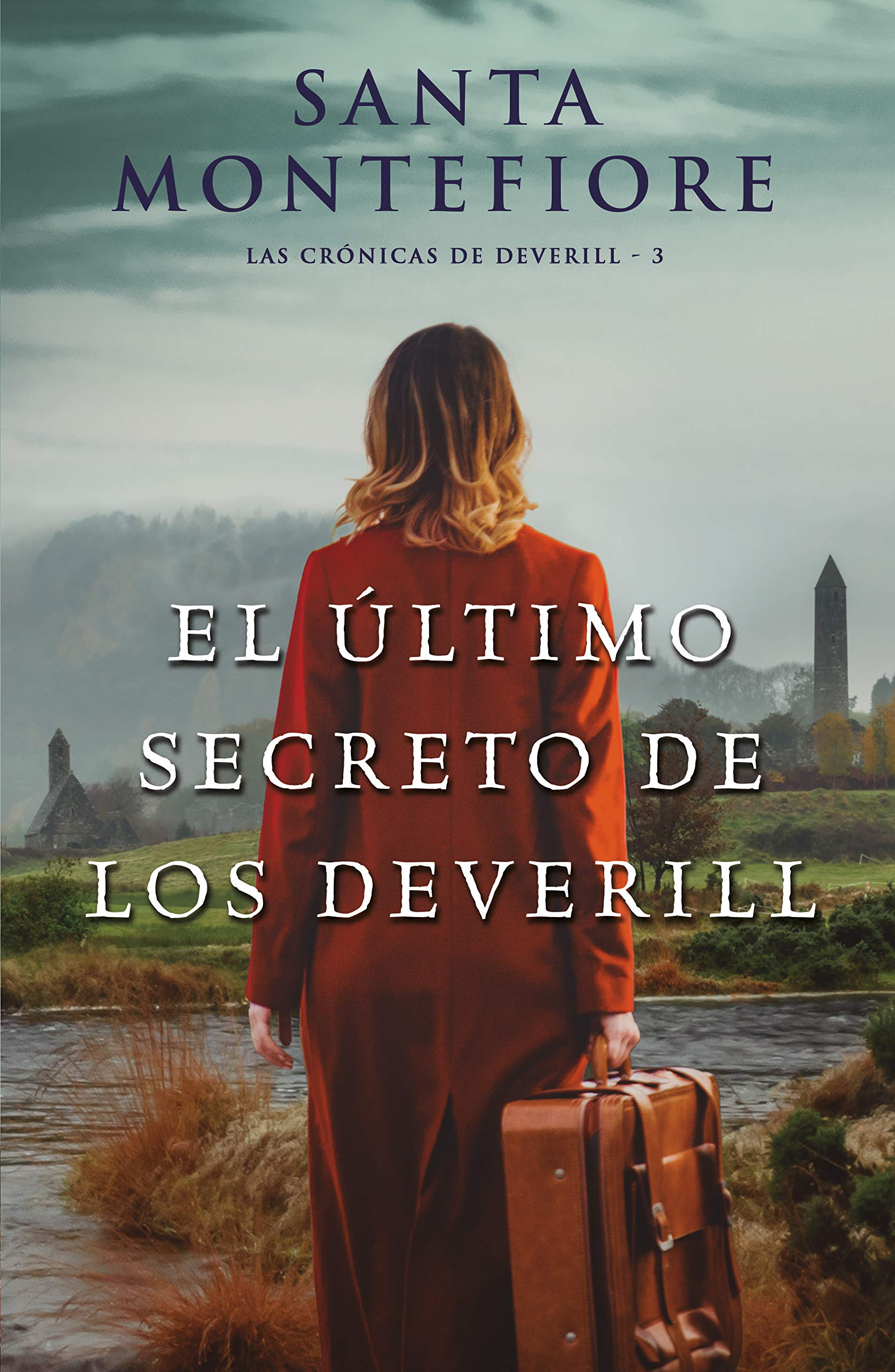El último secreto de los Deverill Book Cover
