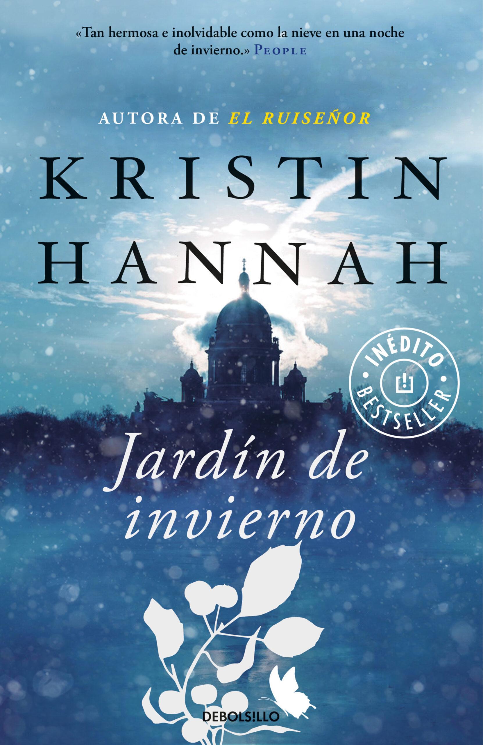 Jardín de invierno Book Cover
