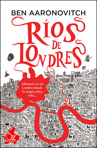 Ríos de Londres Book Cover