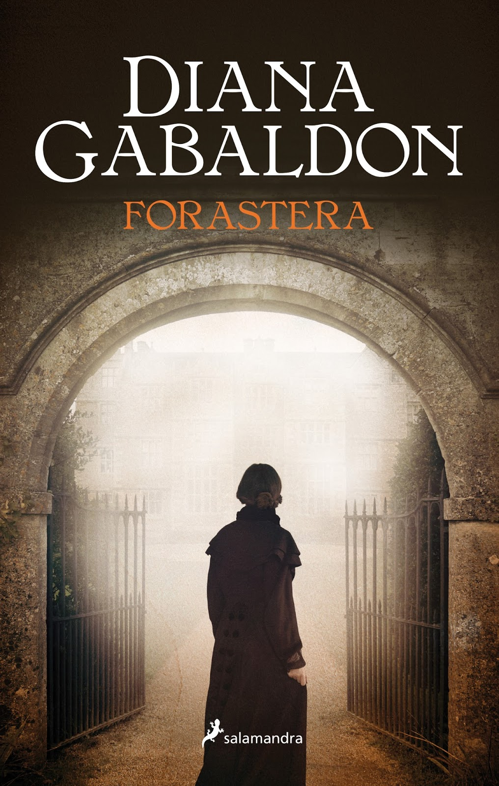 Forastera Book Cover