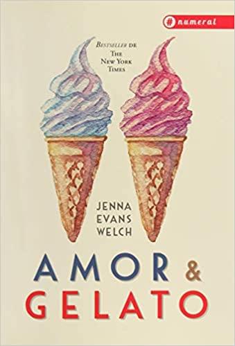 Amor y Gelato Book Cover