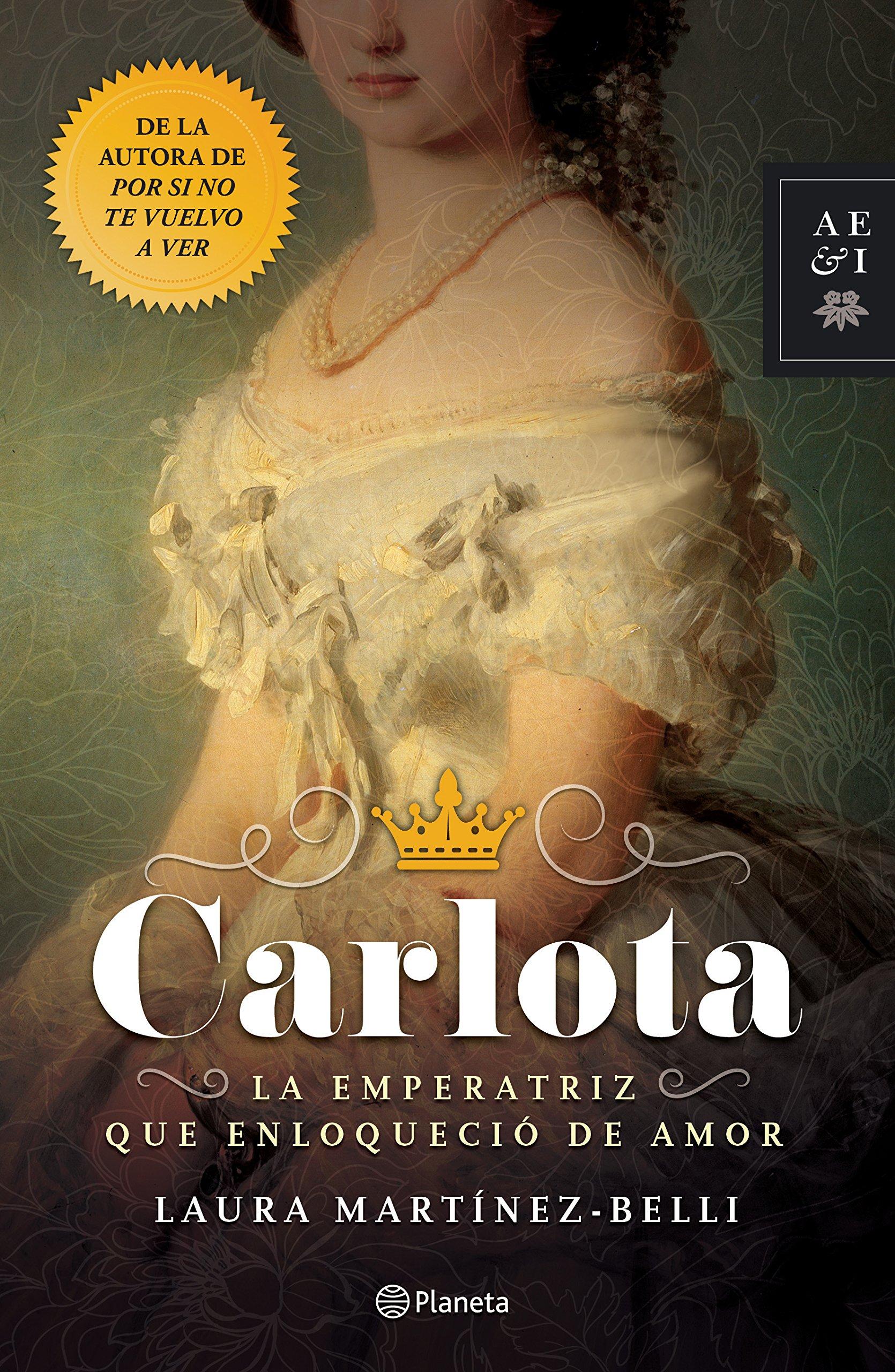 Carlota Book Cover