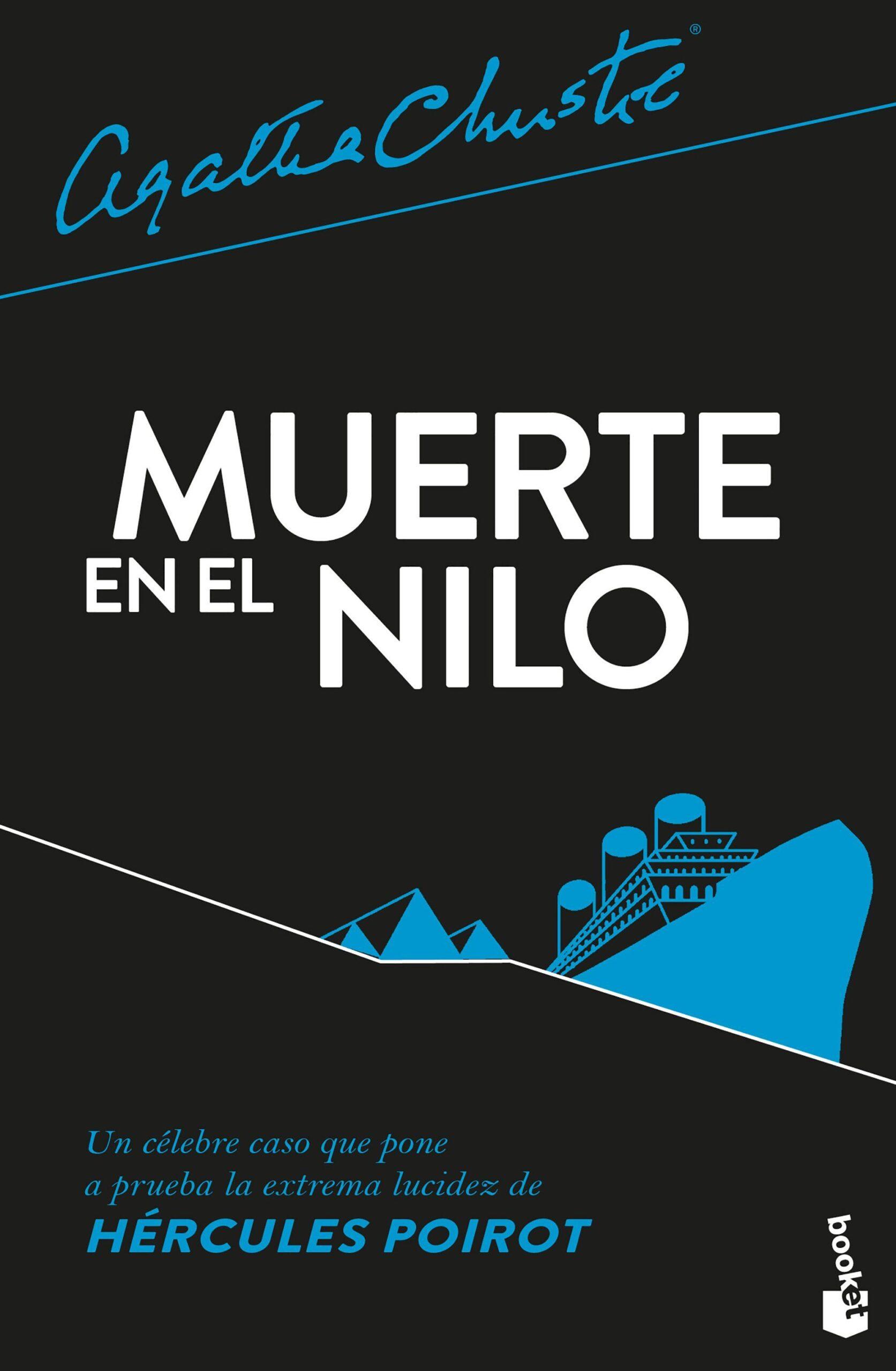 Muerte en el Nilo Book Cover