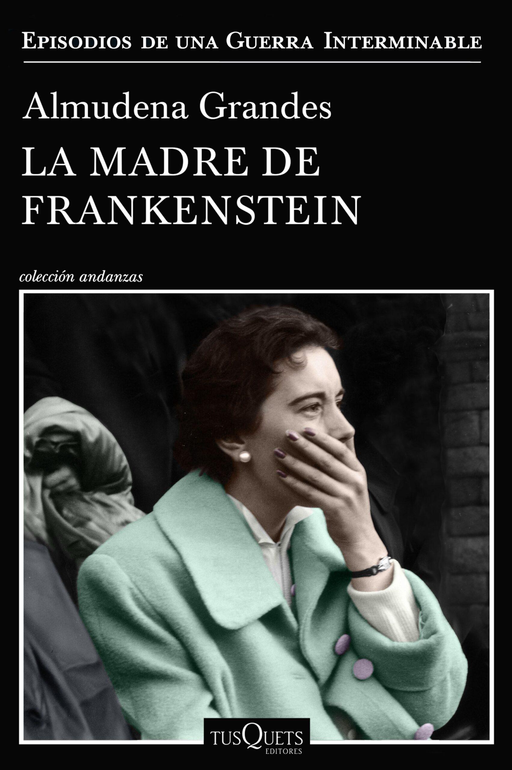 La madre de Frankenstein Book Cover
