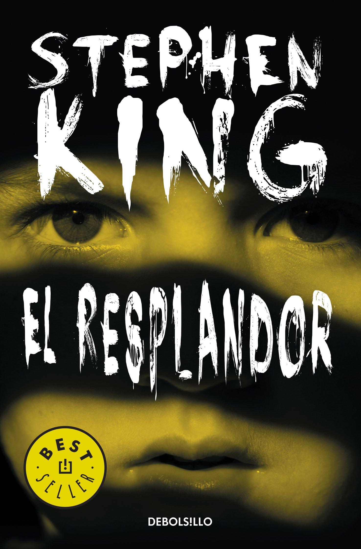 El resplandor Book Cover