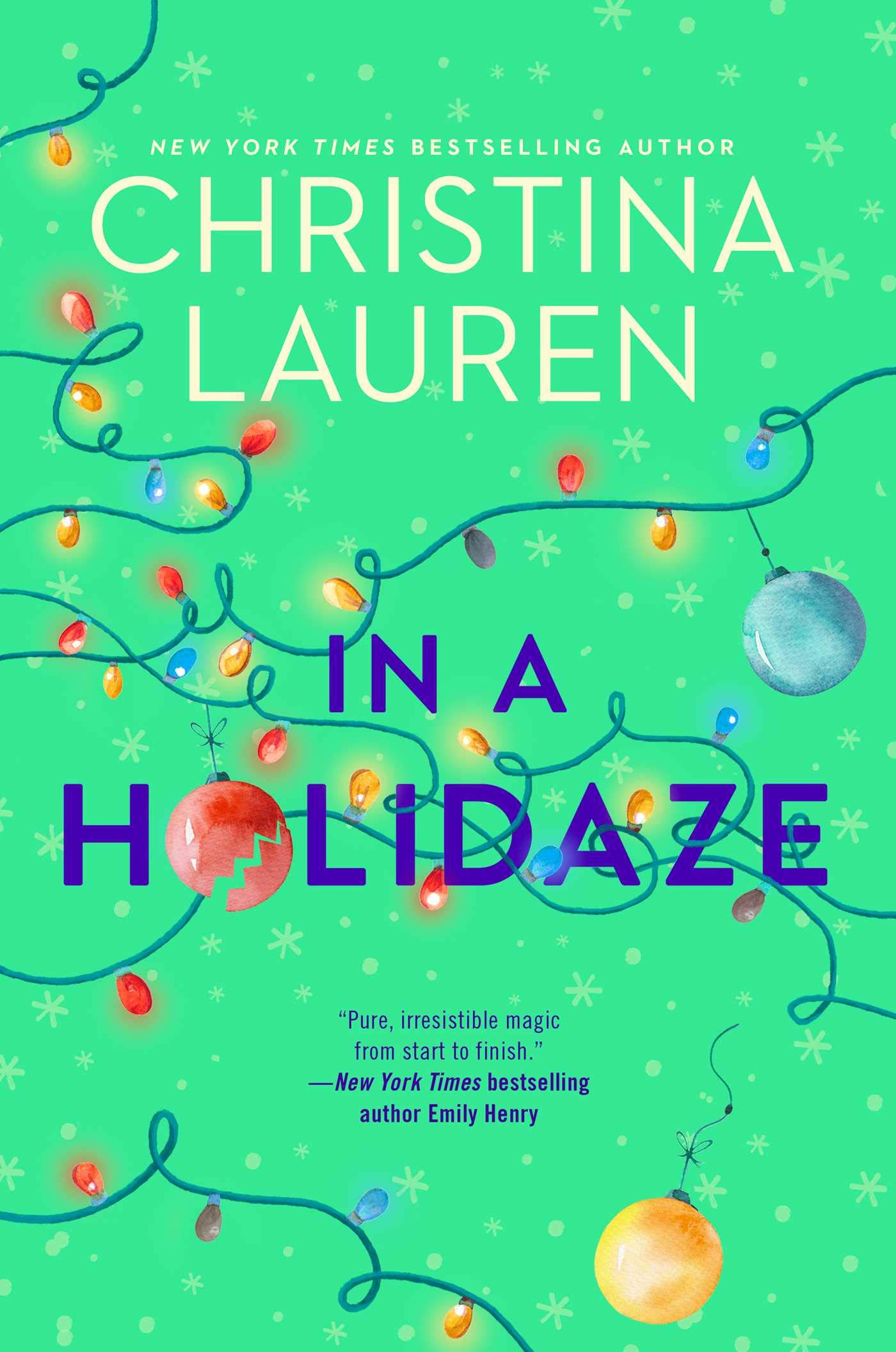 In the holidaze Book Cover