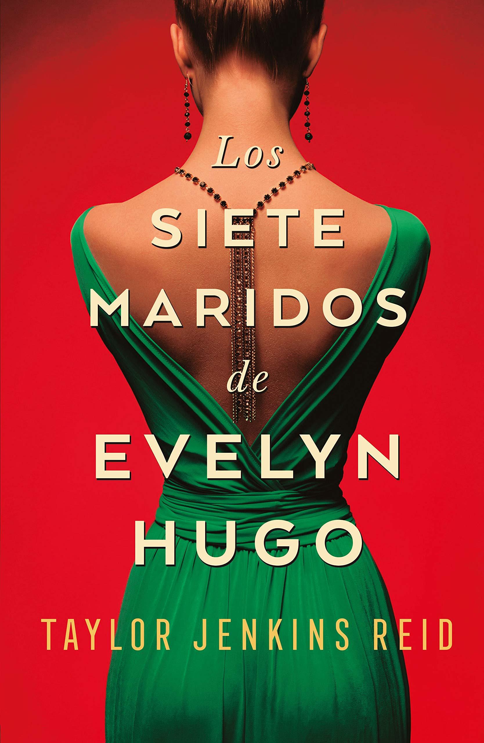 Los siete maridos de Evelyn Hugo Book Cover