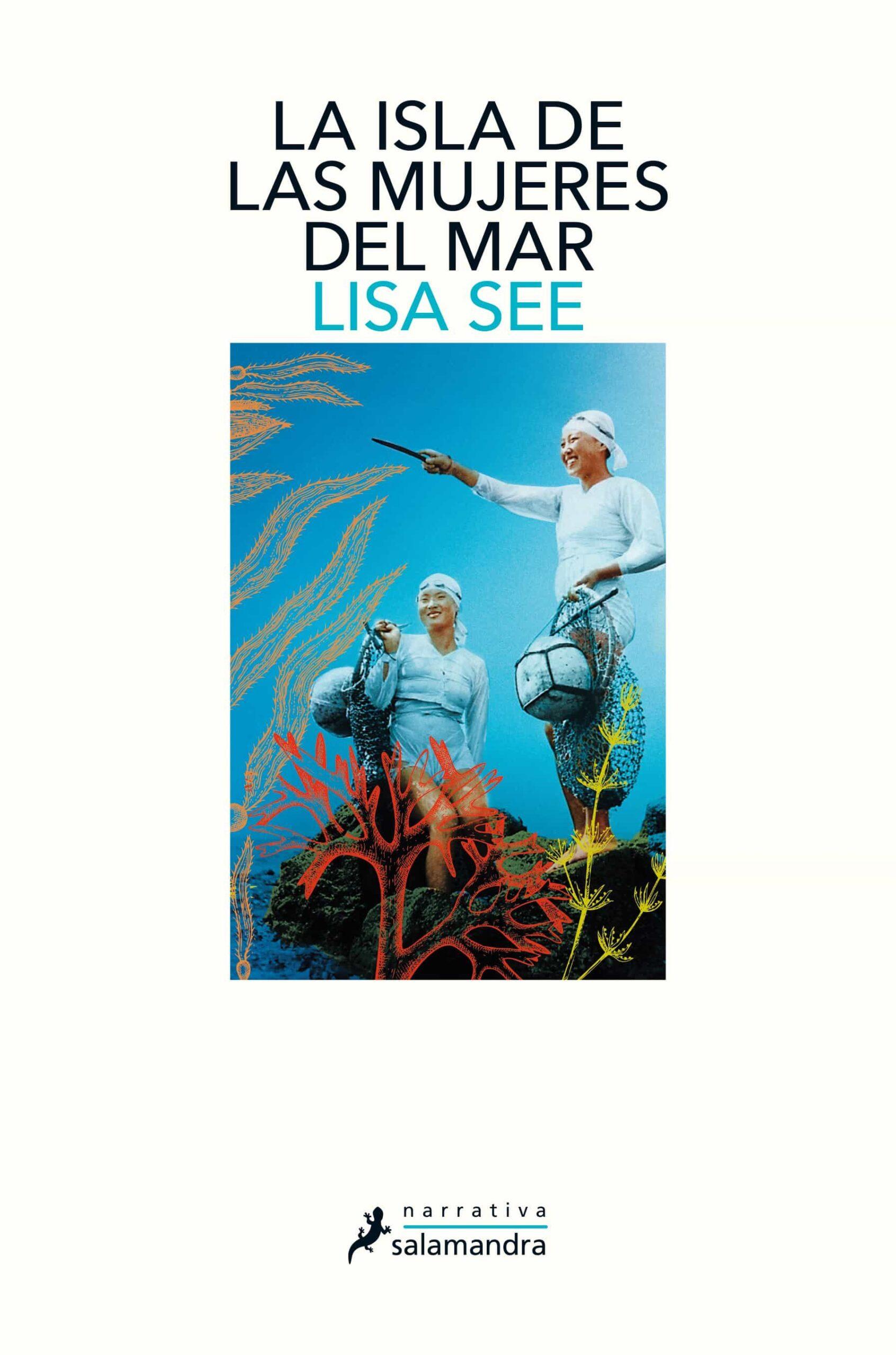 La isla de las mujeres del mar Book Cover
