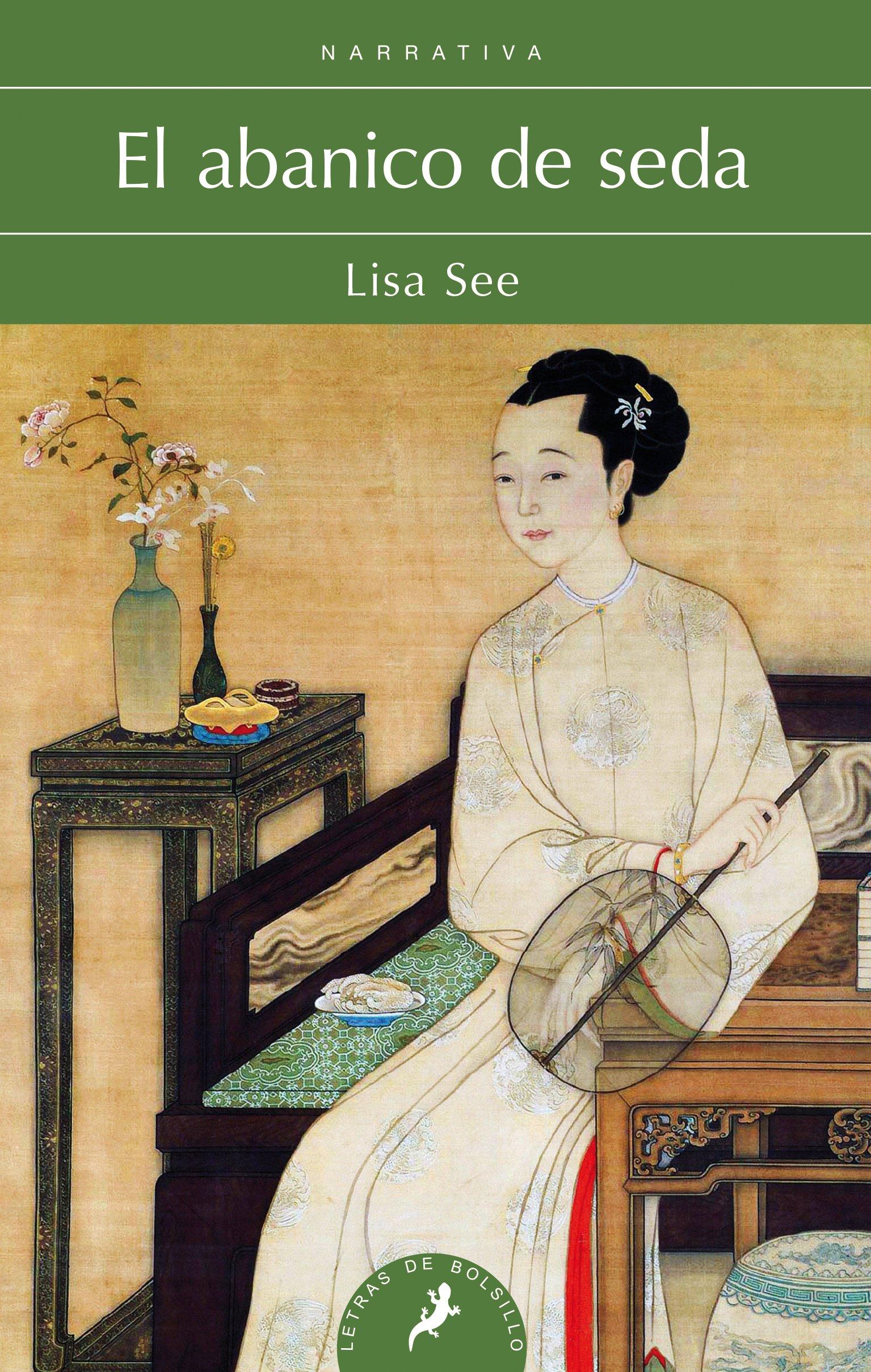 El abanico de seda Book Cover