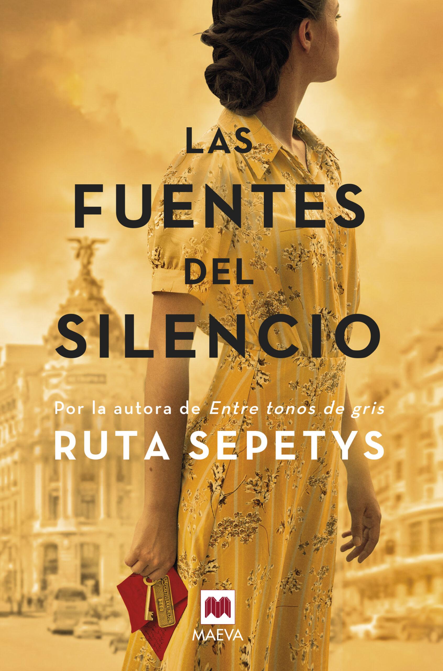 Las fuentes del silencio Book Cover