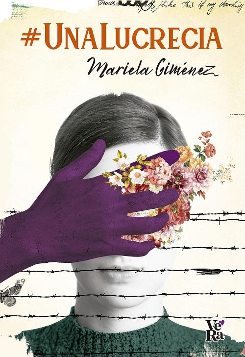 #UnaLucrecia Book Cover